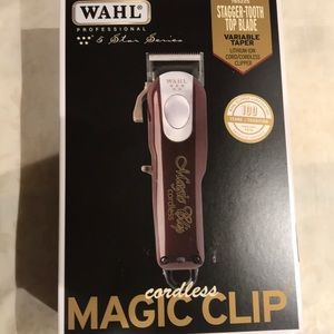 Wahl Pro 5-star cord/cordless Magic Clip #8148
